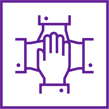 ethics and value chain icon